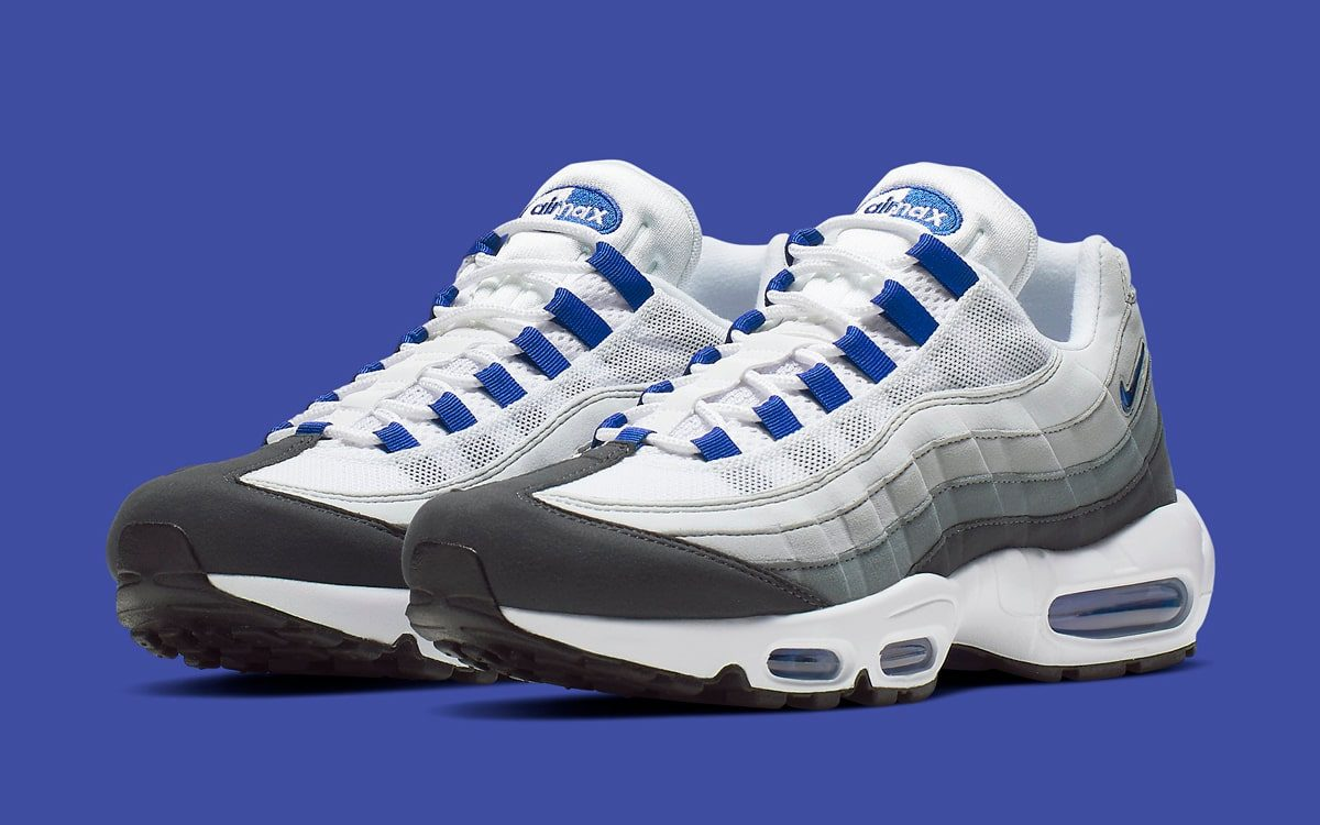 Available Now Nike Air Max 95 Sc Racer Blue House Of Heat