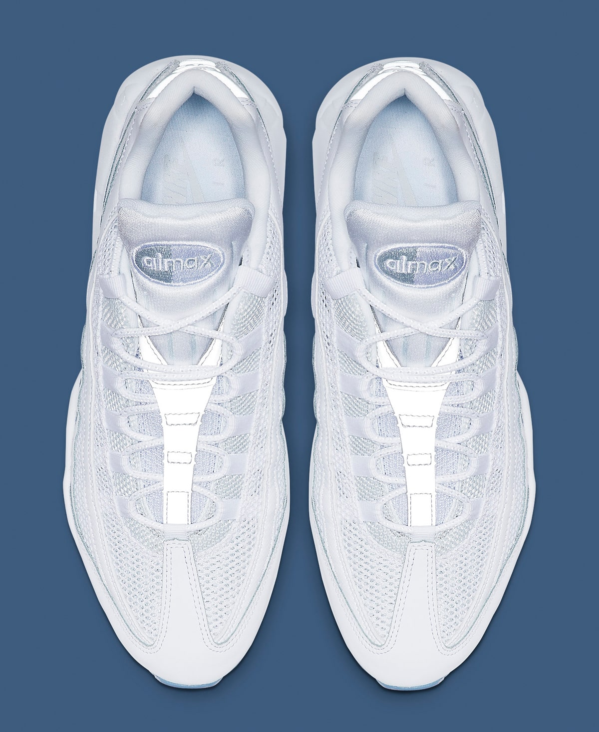 Available Now Icy Soles Hit the Iconic Air Max 95 for