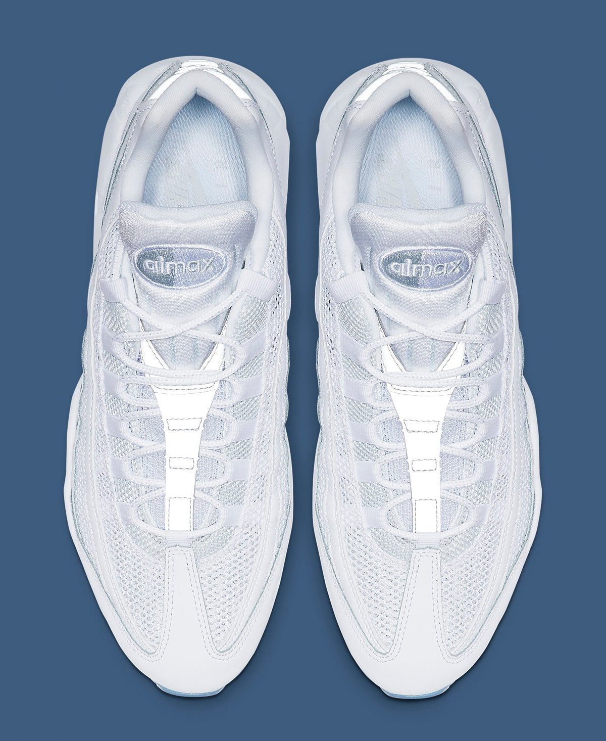 235401bae0 Available Now // Icy Soles Hit the Iconic Air Max 95 for Spring ...