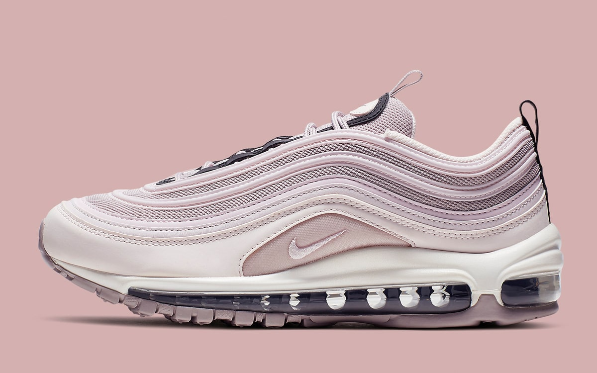 The Air Max 97 in Appears in Pale Pink HOUSE OF HEAT