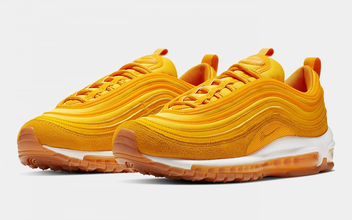 Available Now // These New Air Max 97s Have Got us Keen as Mustard