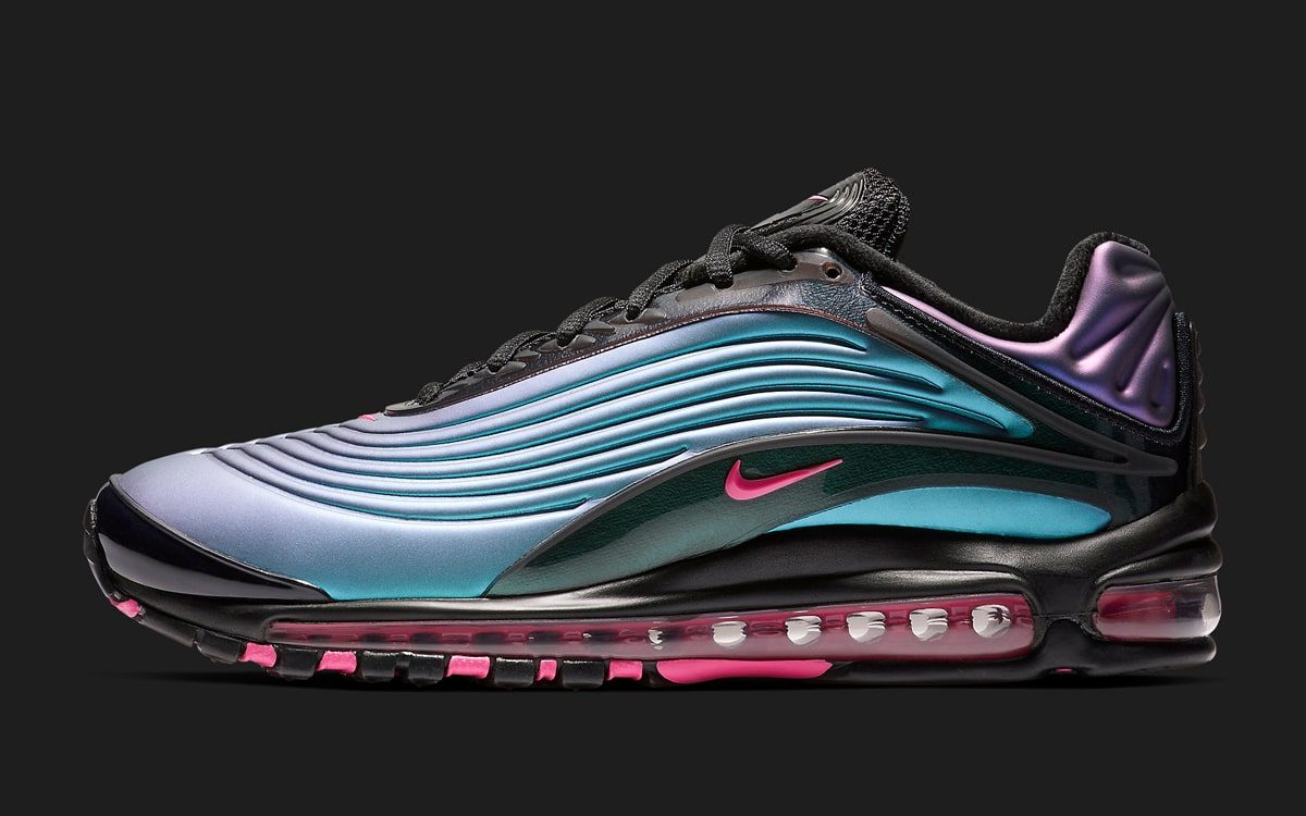 eecf17bb0f These Wild Air Max Deluxes Drop Today! - HOUSE OF HEAT | Sneaker ...