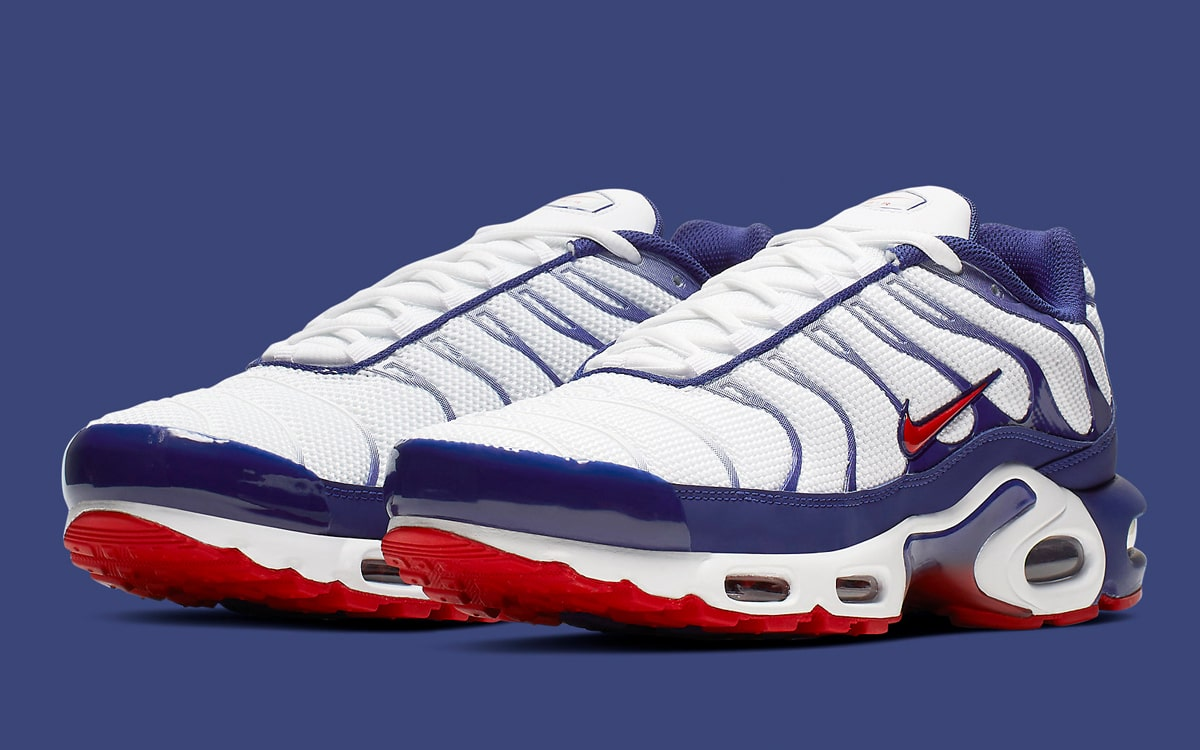 Available Now This Air Max Plus Is Created For 4th Of July
