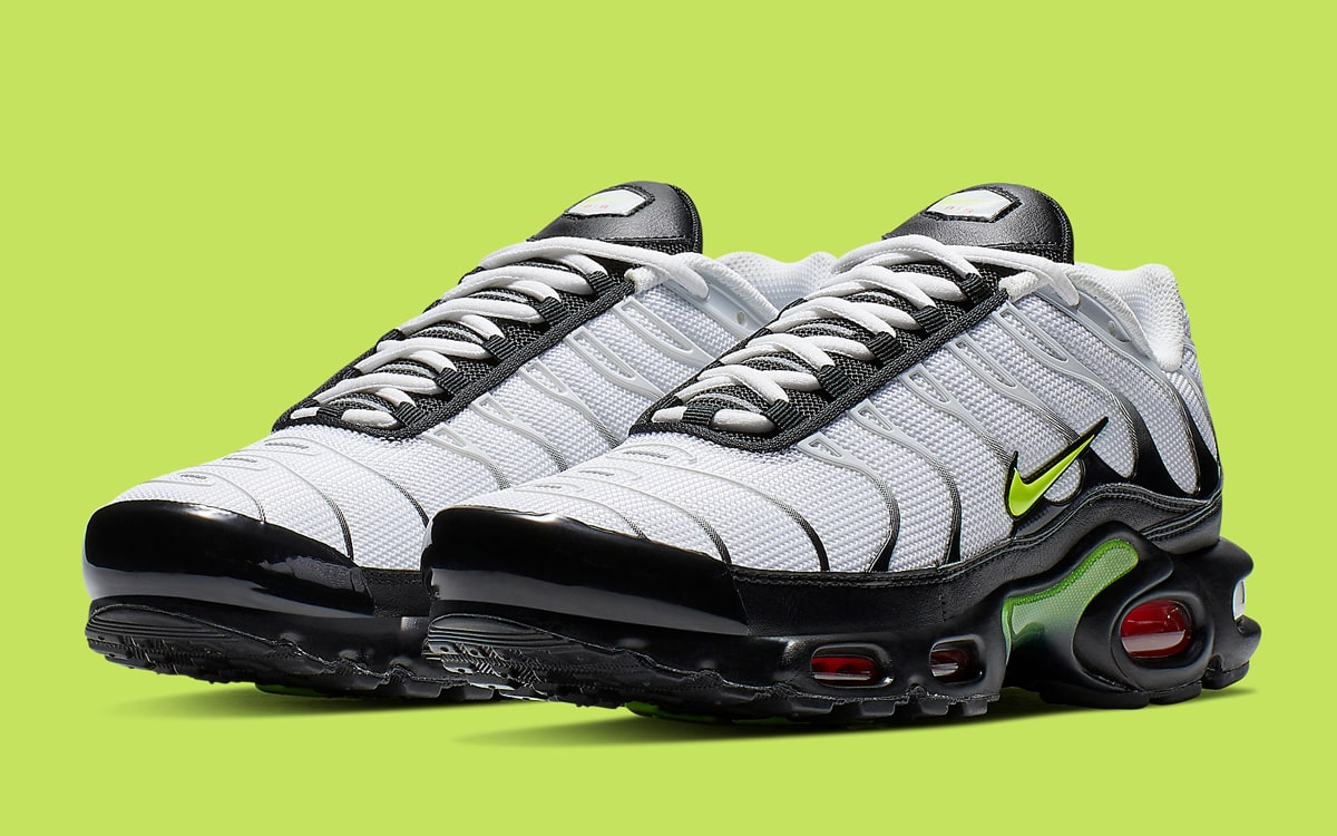 Nike's Tuned Air Turns Up Toned Down