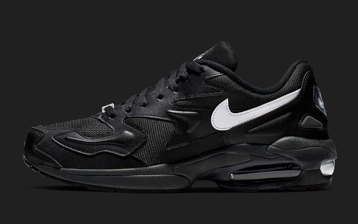 Available Now // This No Frills Air Max2 Light Absolutely Kills