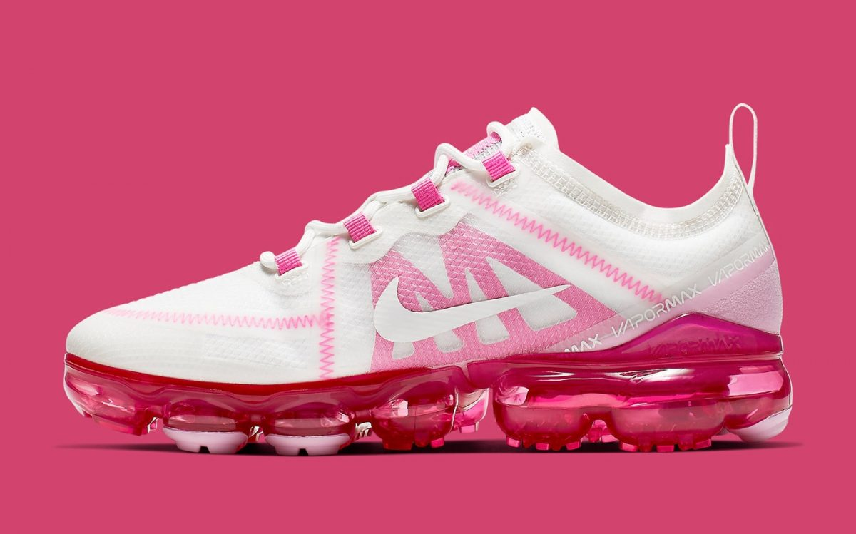 Available Now // The VaporMax 2019 Gets Fuch'd Over
