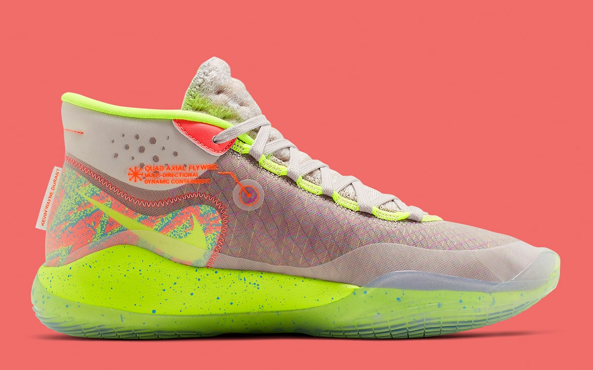 kevin durant 90s kid Kevin Durant shoes