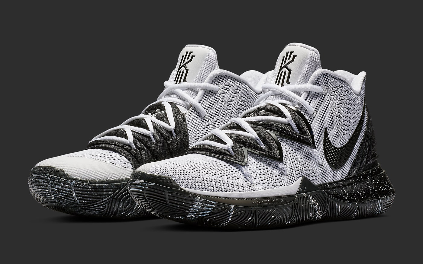 """0025a0feef04 The Nike Kyrie 5 """"Cookies and Cream"""" Releases Next Week! - HOUSE OF ..."""