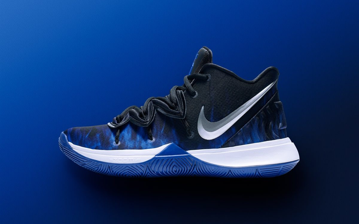 "Where to Buy the Nike Kyrie 5 ""Duke"""