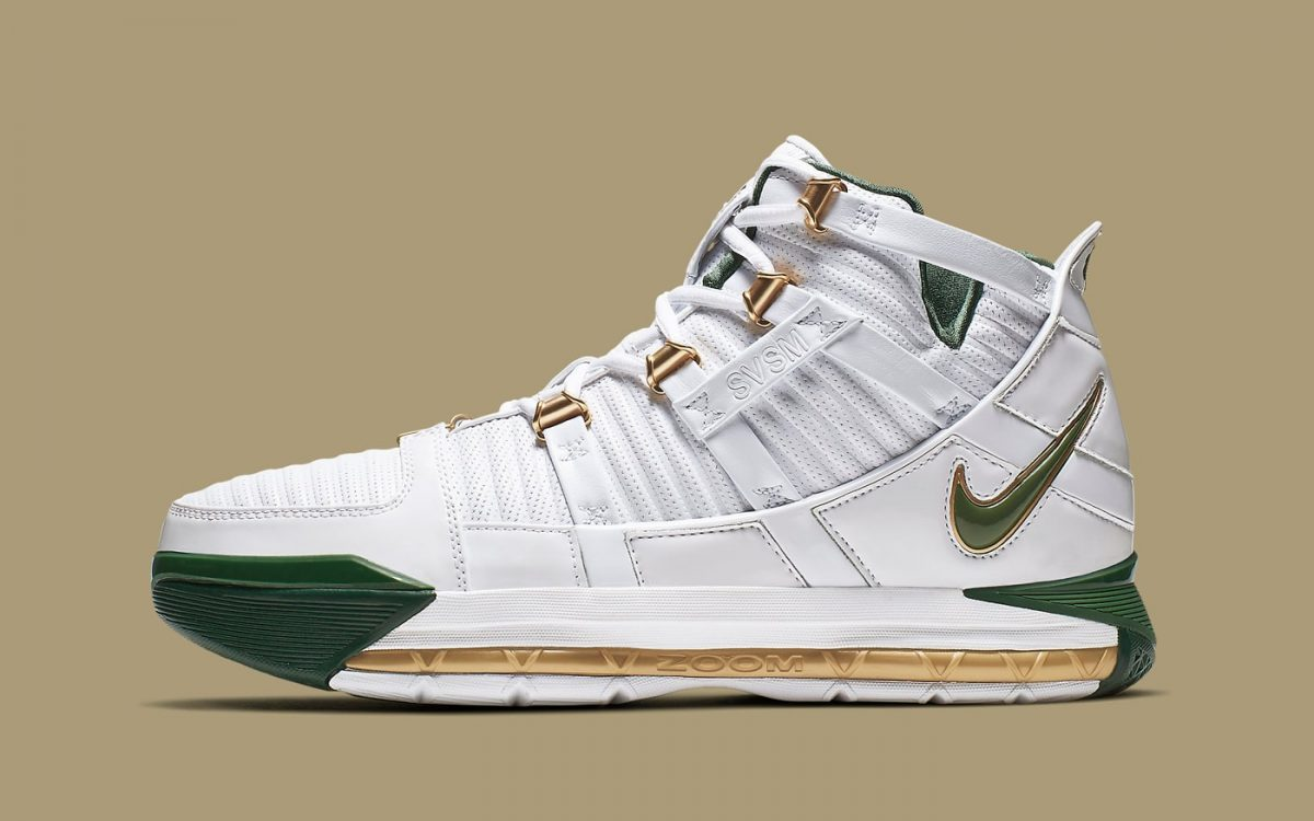 2b2ada3ffdba The King s 2006 SVSM LeBron 3 PE Gets a Retail Release This Month ...