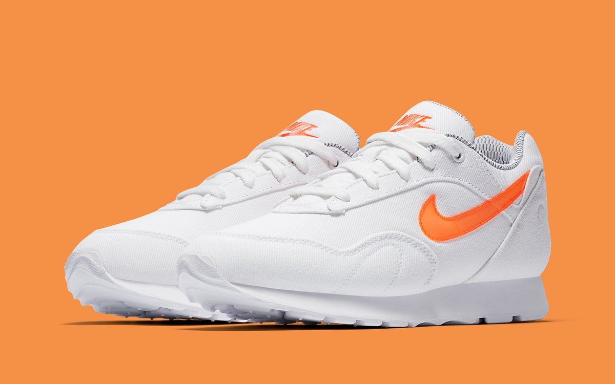 7963f93c8d These White Denim Nike Outbursts Shout Out South Beach - HOUSE OF ...