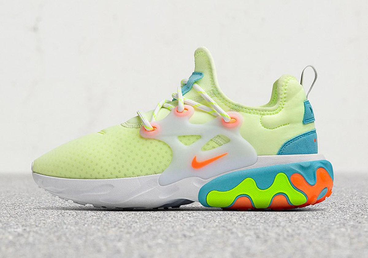Nike Unveil the All New Presto React in Womens Exclusive