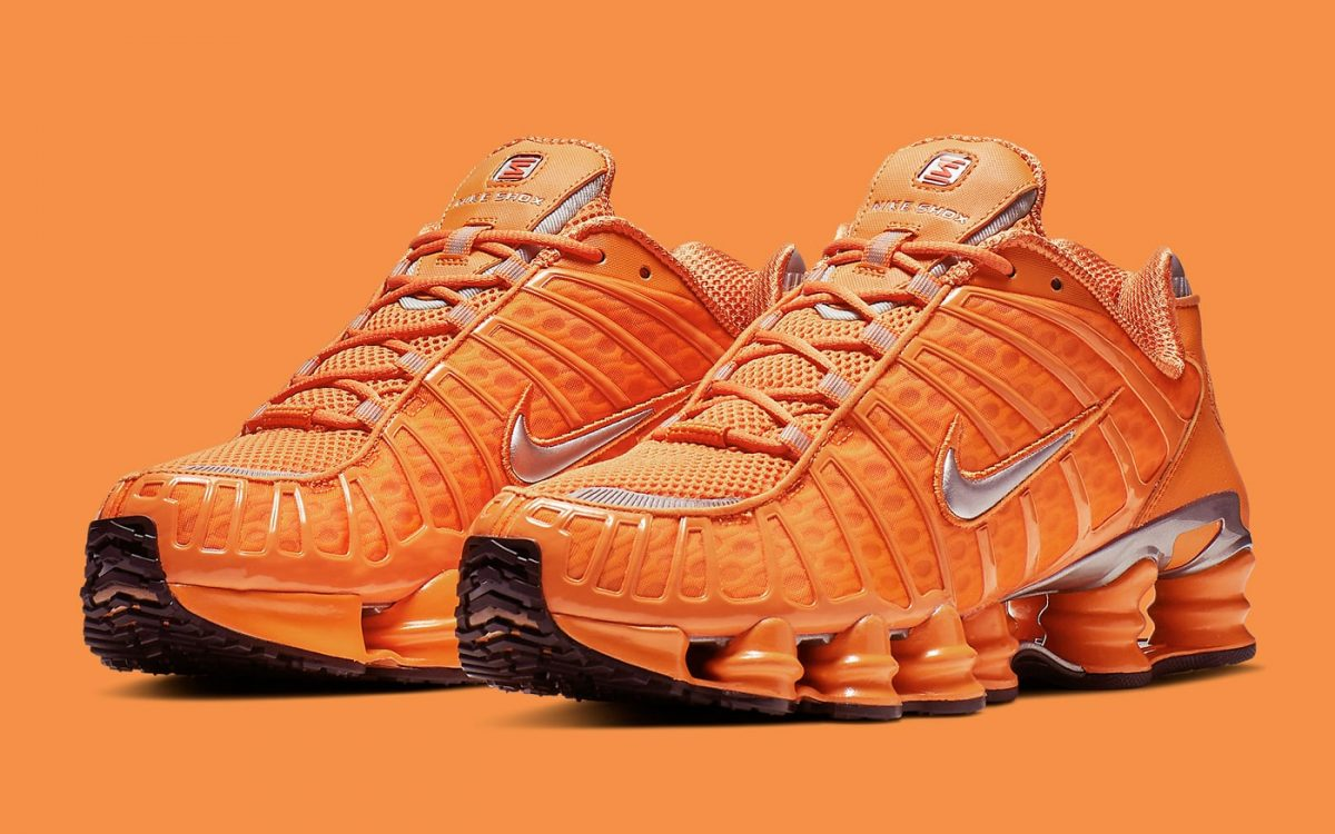 The Nike Shox Total is Making a Comeback in 2019