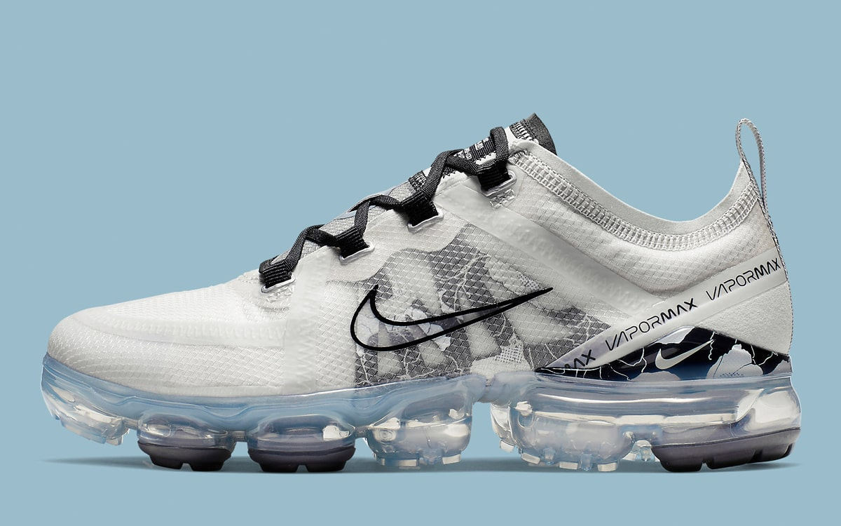 low priced 95e33 12c87 The Nike VaporMax 2019 Arrives With Floral Prints for Spring - HOUSE ...