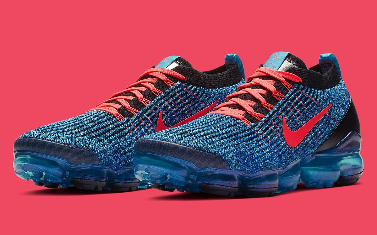 "The ""Blue Fury"" VaporMax 3.0 Hits Nike SNKRS This Week!"