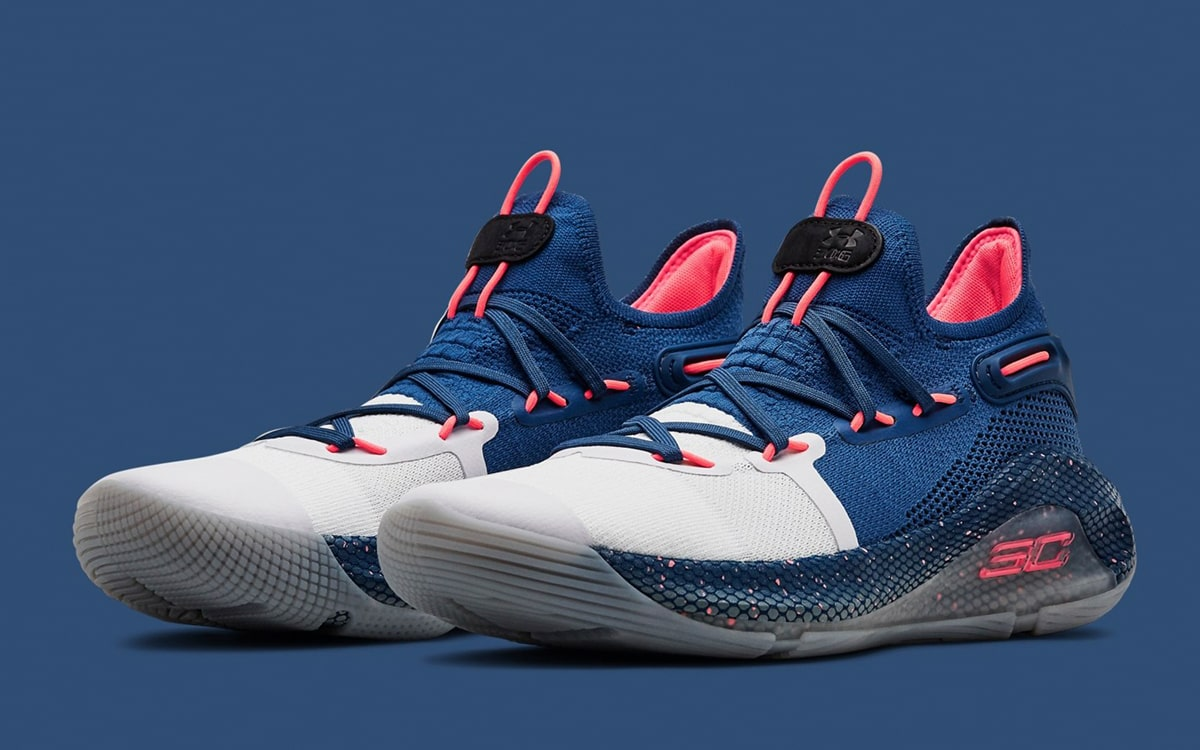 best service 09ad3 7ed46 Under Armour Celebrate Steph Curry's 31st Birthday with the ...
