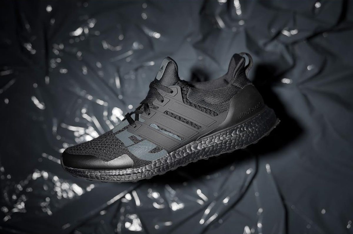 "An Undefeated x adidas Ultra BOOST ""Triple Black"" has Surfaced"