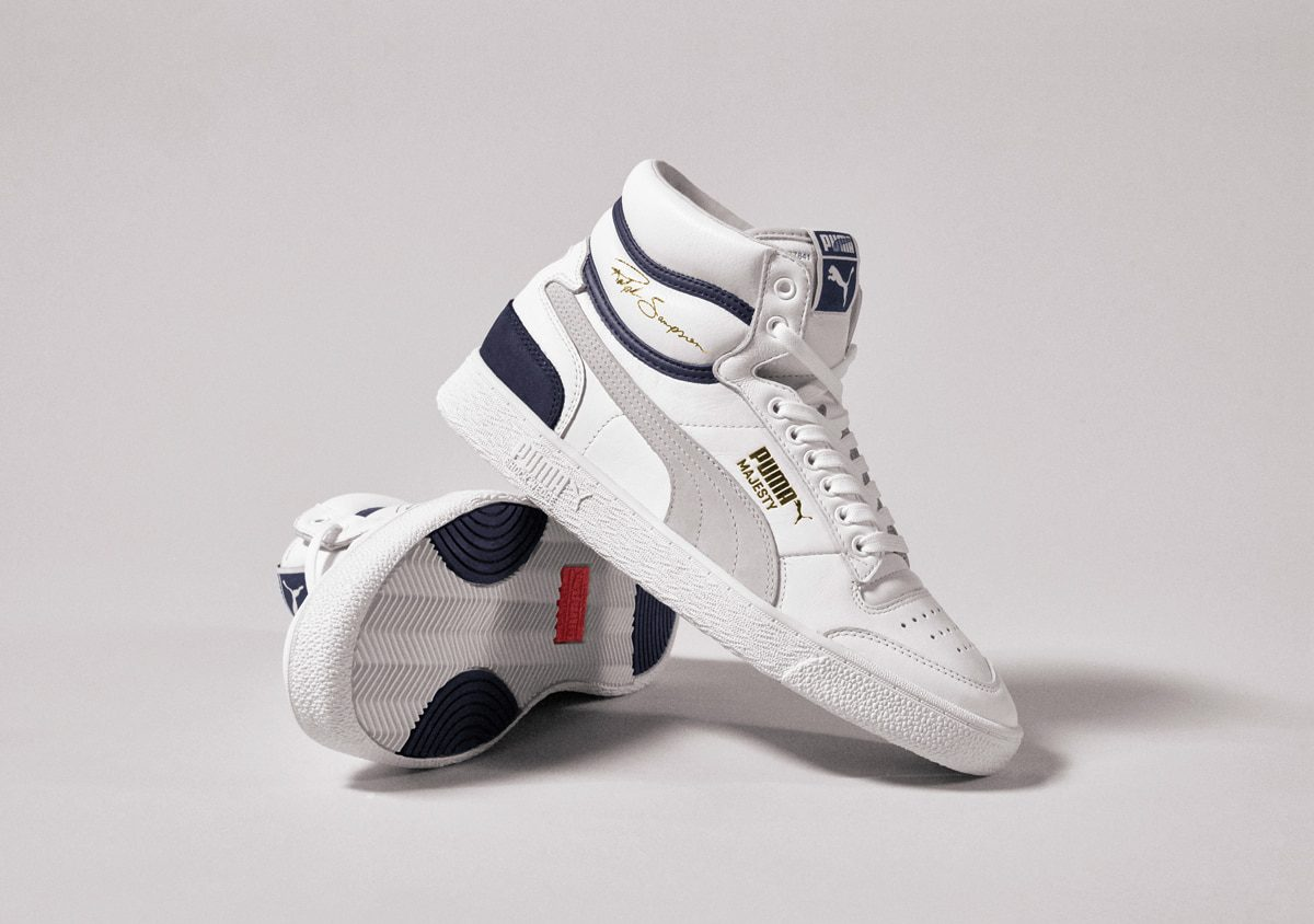 PUMA's Ralph Sampson OG Re-Releases Today!