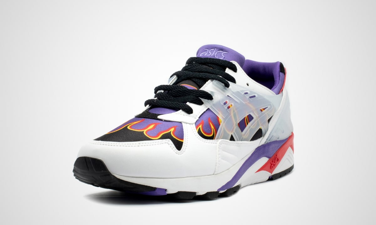 "ASICSTIGER x Sneakerwolf Gel-Kayano ""ANARCHY IN THE EDO PERIOD"""