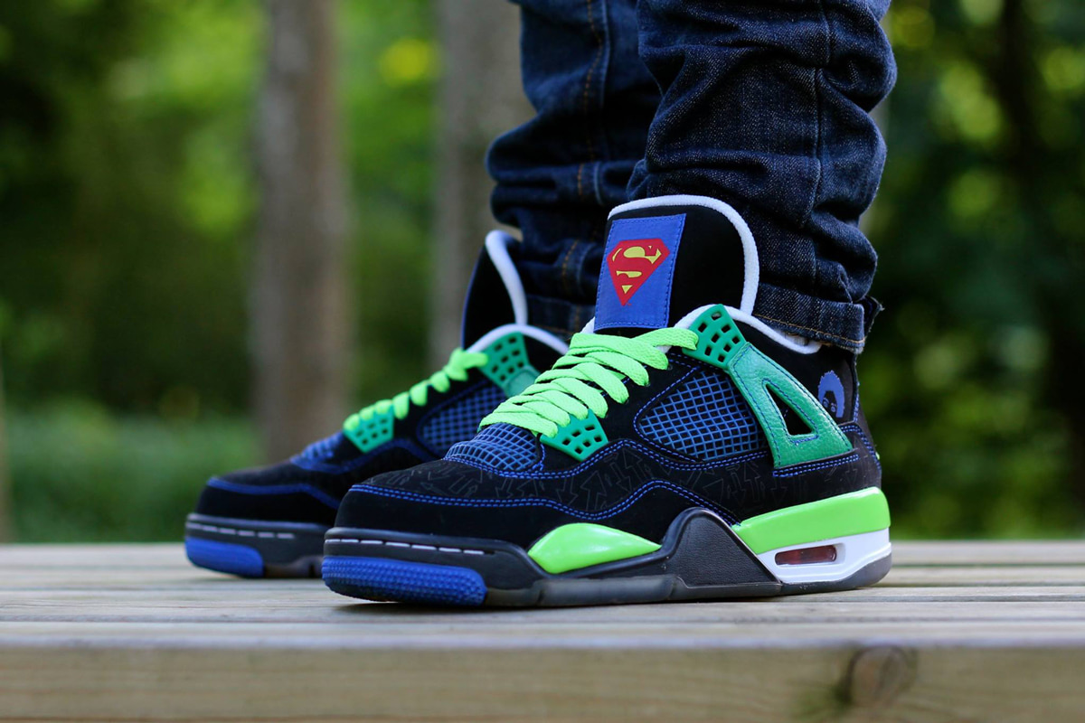 Air Jordan 4 DB Doernbecher