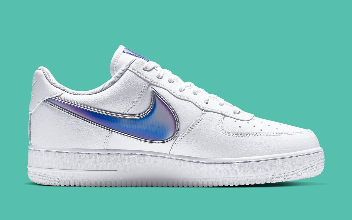 Available Now Nike Usher in Oversized Swooshes for the