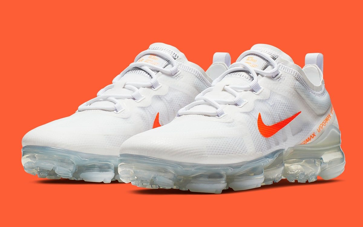 Available Now // Nike's Trio of Colored-Swooshed VaporMax 2019s