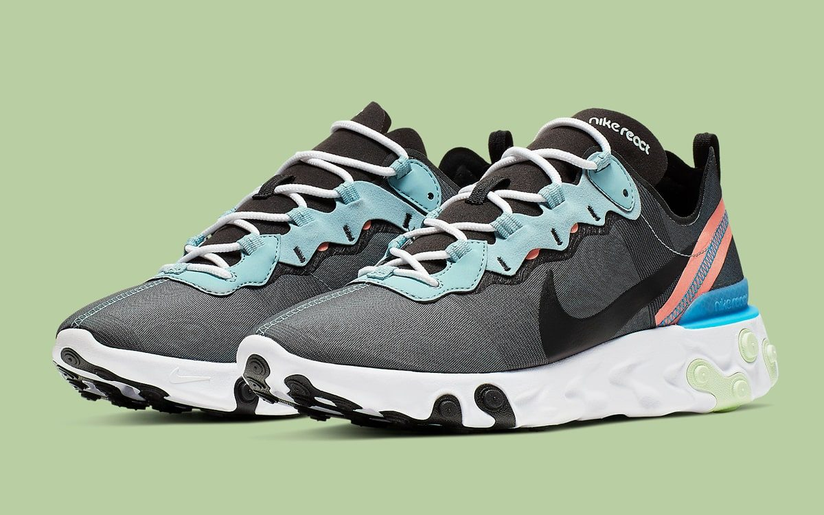 Nike Set to Drop Another Fresh React Element 55 for Spring