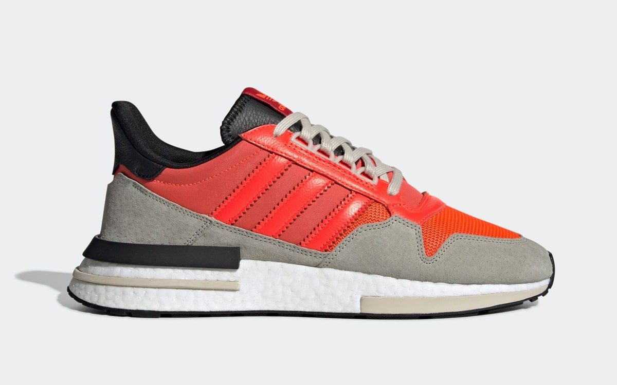 Available Now // Two New Colorways of the adidas ZX 500 RM