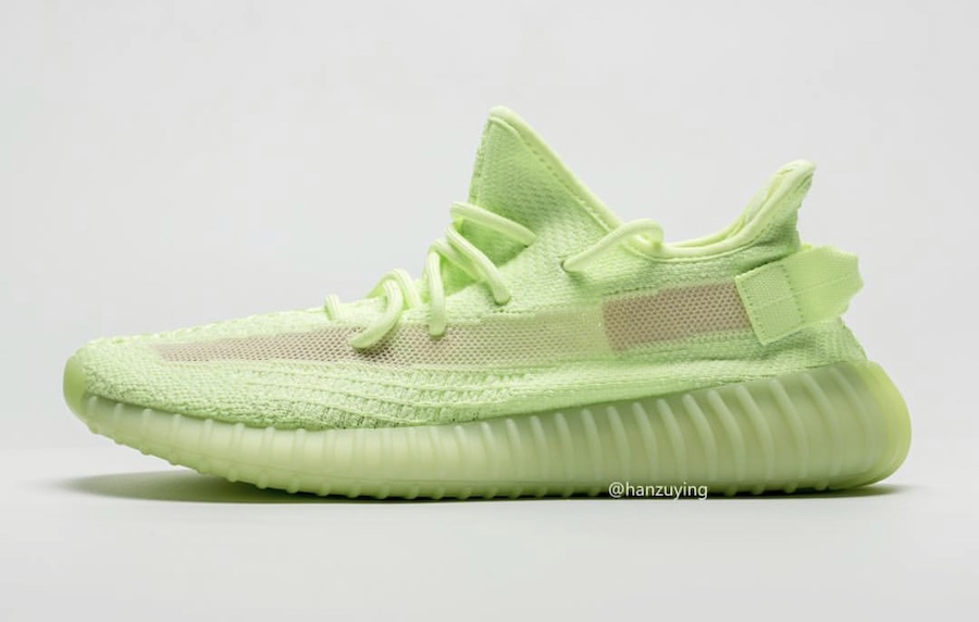 YEEZY 350 v2 Glow in the Dark