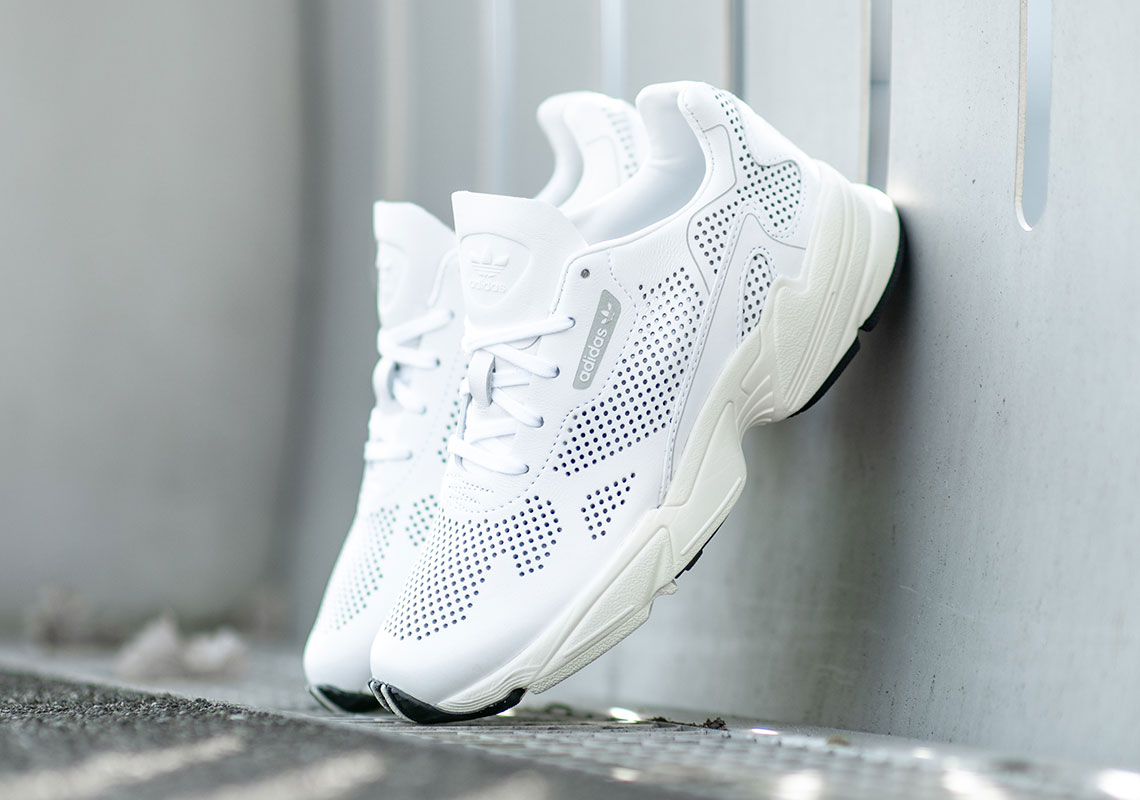 adidas Fixes Perforated Uppers to the Falcon