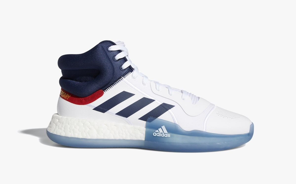 The Marquee BOOST Honors 40th Anniversary of the adidas Top Ten