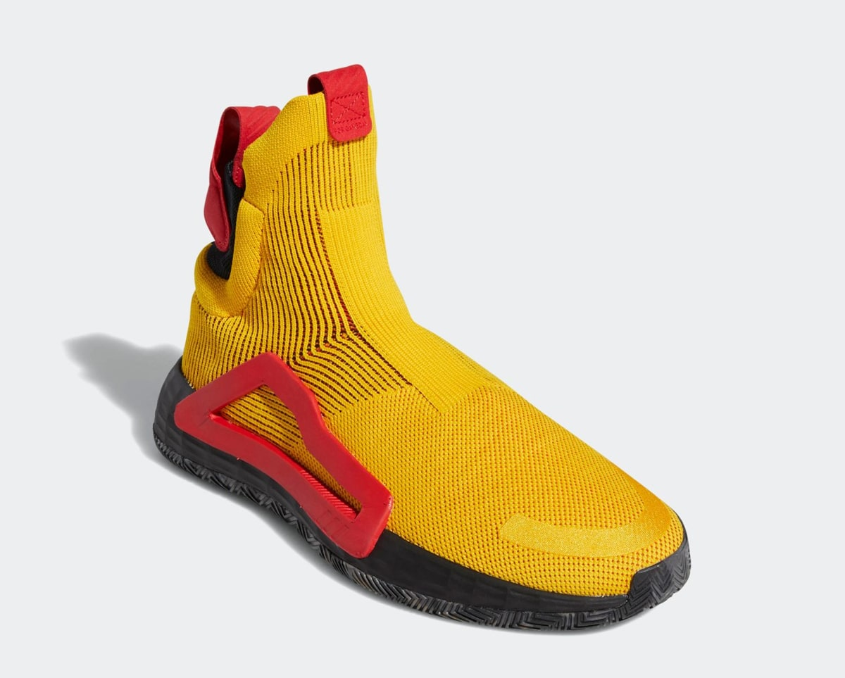 adidas N3XT L3V3L Yellow Black Red F35292
