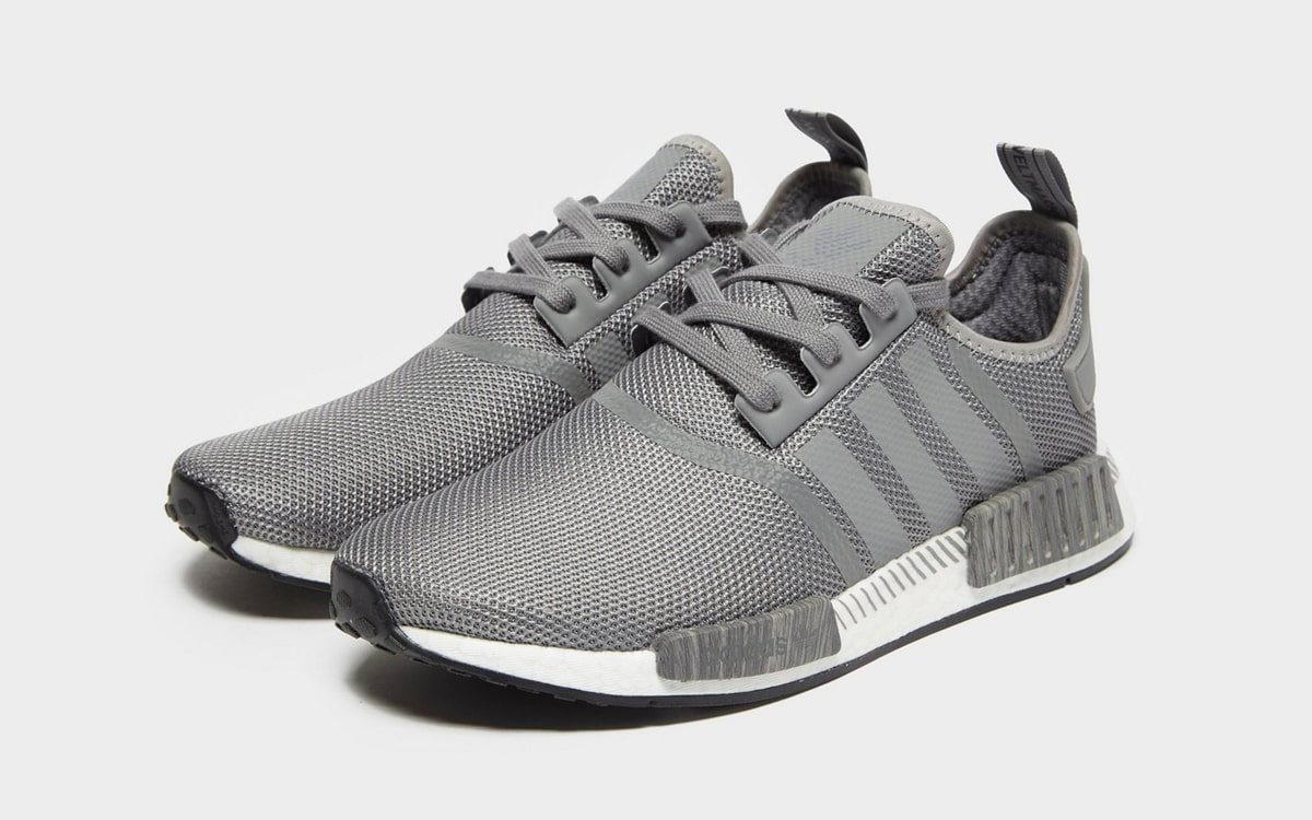 Available Now // adidas NMD R1 with New Diagonal Midsole Details