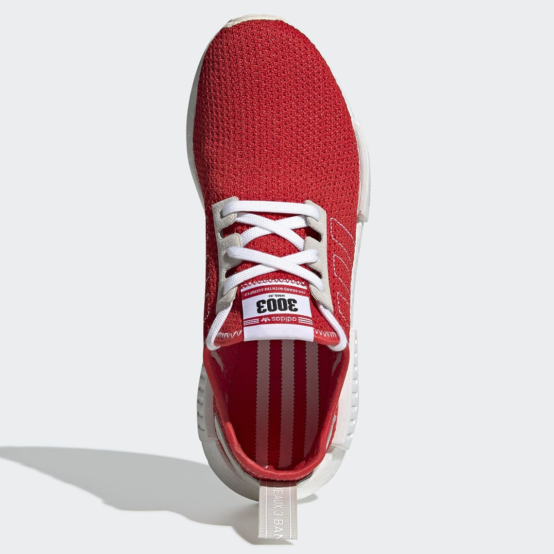 adidas NMD R1 Racing Bib Red BD7897