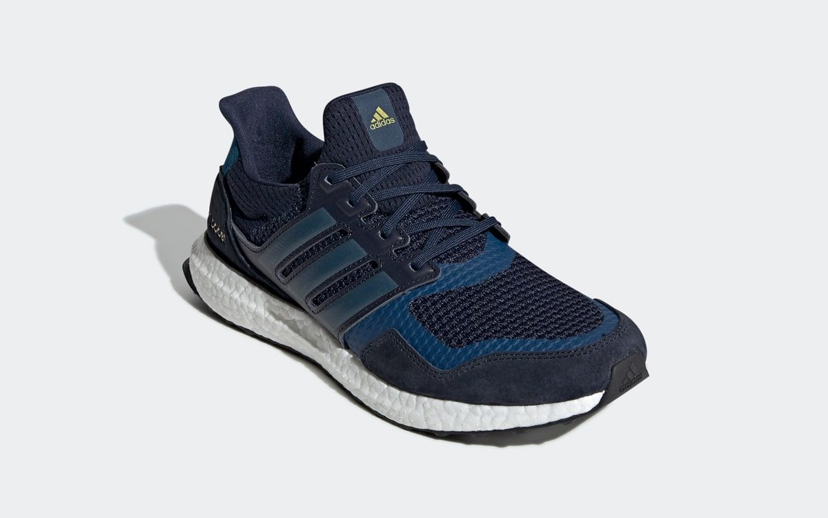 "Available Now // adidas Ultra BOOST S&L ""Collegiate Navy"""