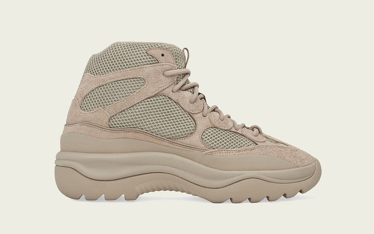 Where to Buy the YEEZY Desert Boot Rock