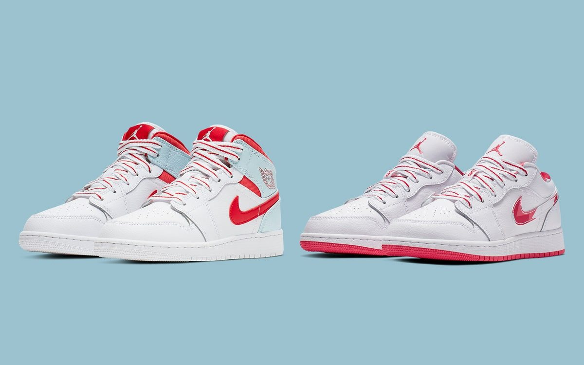 Jordan Brand to Release a Duo of Ice-Cold Jordan 1s for Kids