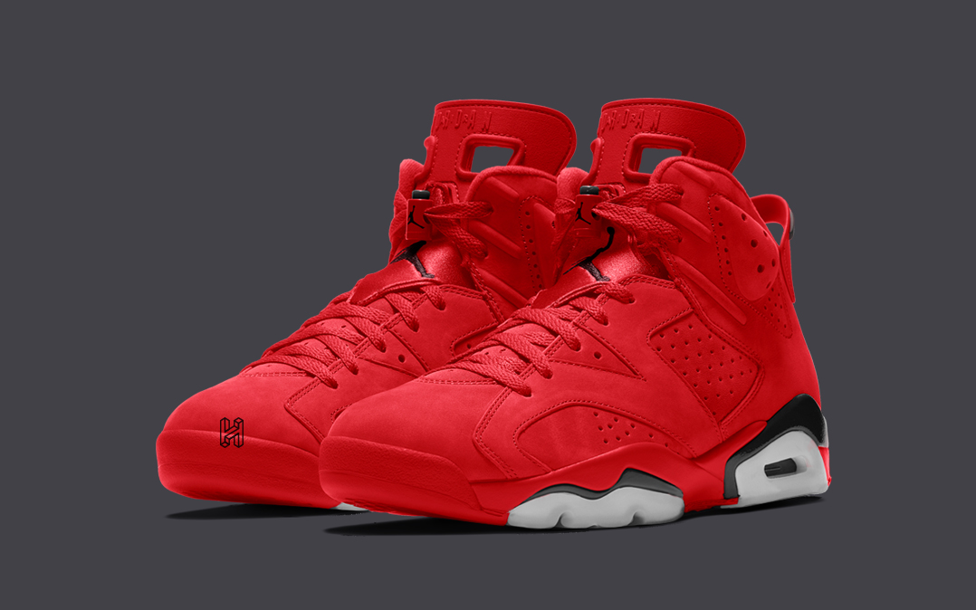 "Concept Lab // Air Jordan 6 ""Trail Blazers"""