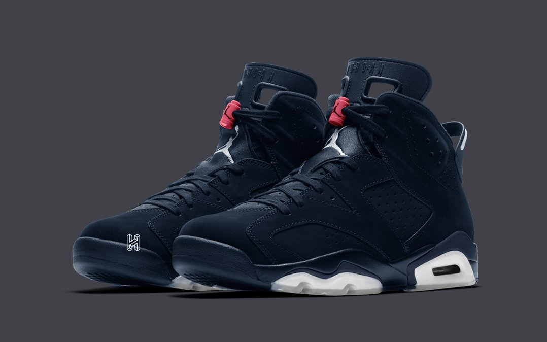 "Concept Lab // Air Jordan 6 ""Venom"""
