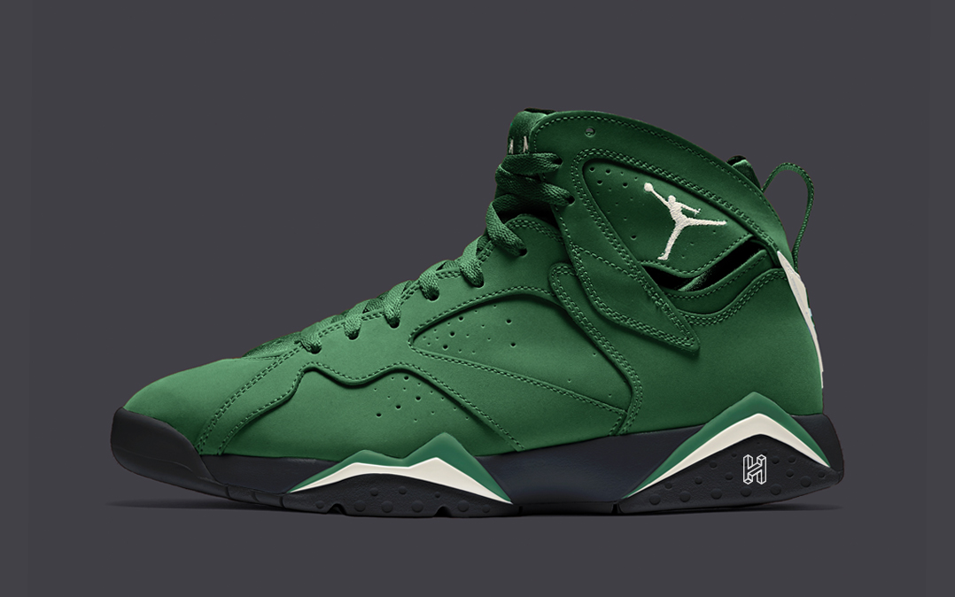 "Concept Lab // Air Jordan 7 ""Bucks"""