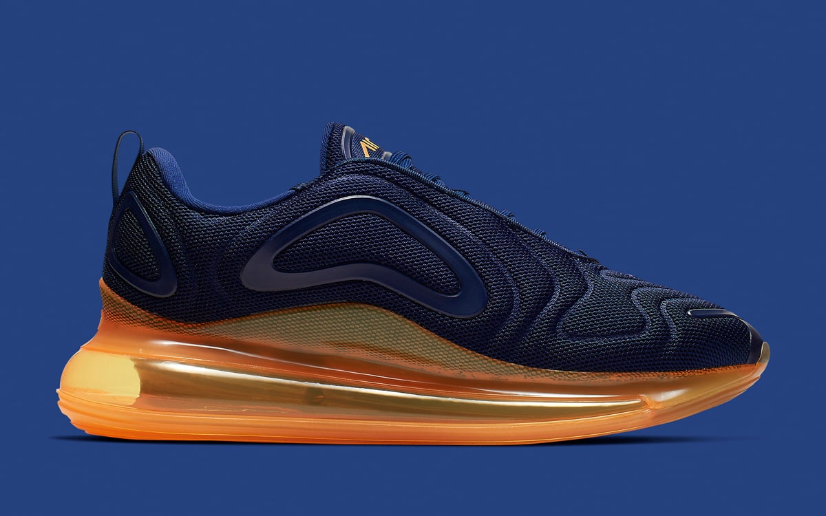 c788f26855 The Air Max 720 Arrives in Nautical Navy - HOUSE OF HEAT | Sneaker ...