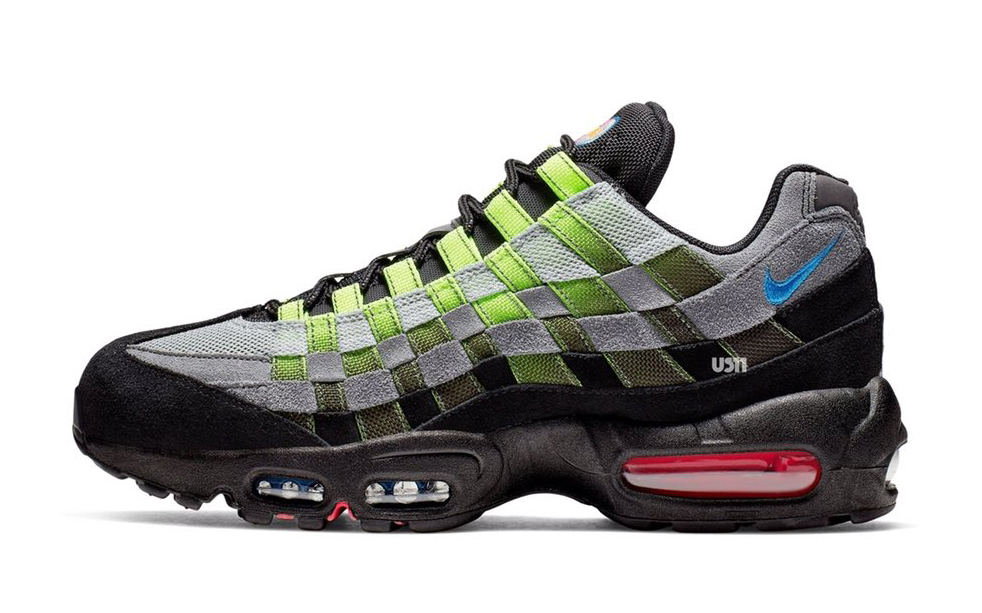 competitive price 04d82 42383 Nike Adds Weaves to the Air Max 95
