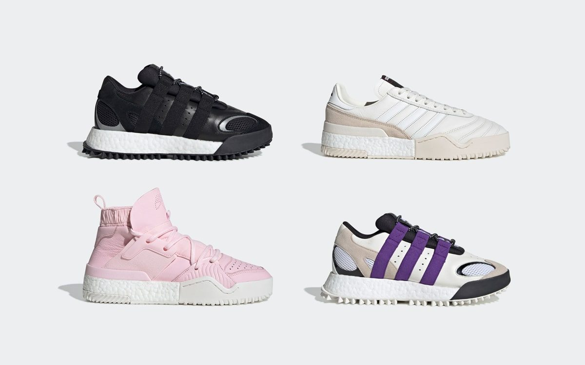 Official Looks at the adidas x Alexander Wang Spring 2019 Collection