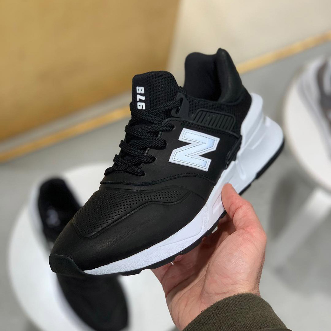 Comme des Garcons Reveal Their Latest HOMME New Balance 997S Collaborations
