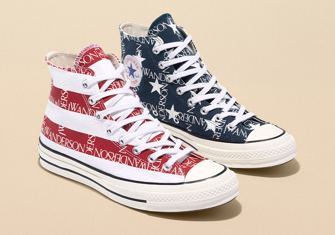 "The Converse x JW Anderson ""Americana"" Releases Today!"