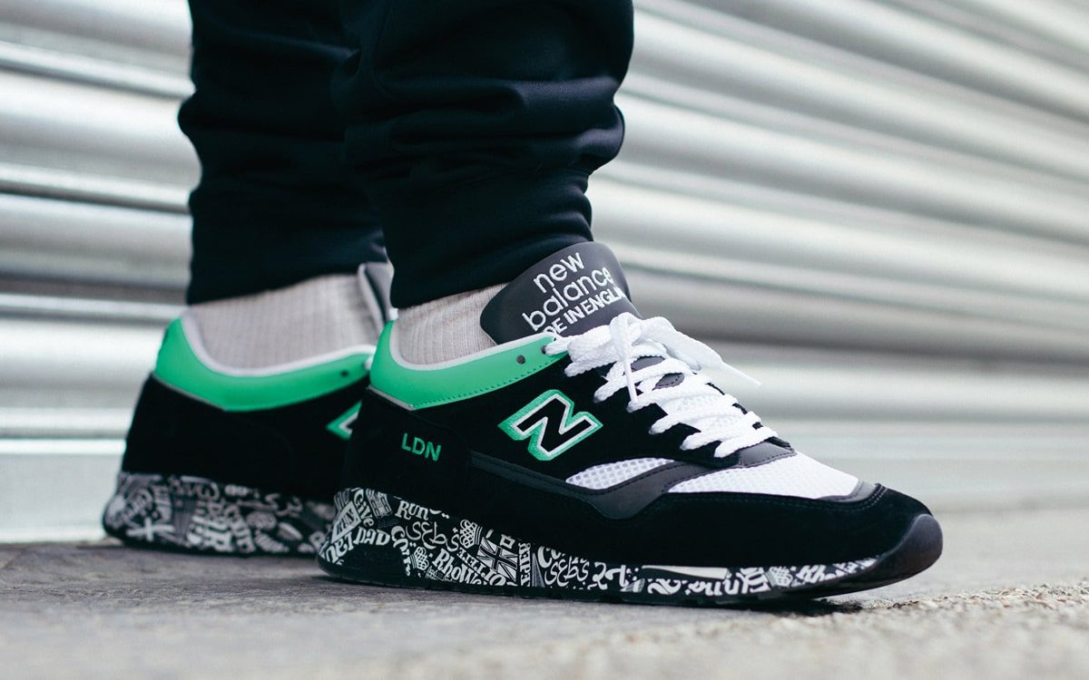 END. Link Up With New Balance to Create a 1500 for the London Marathon