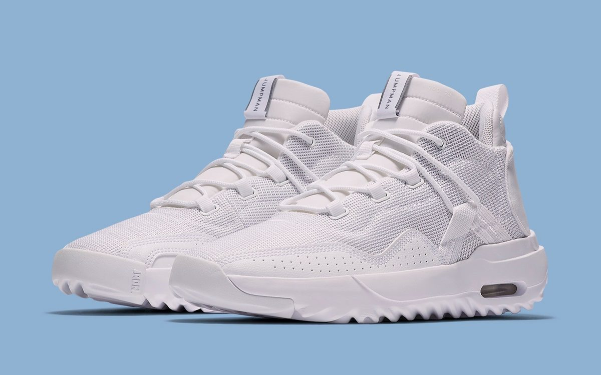 Introducing the Jordan Aero Morph Lifestyle Shoe