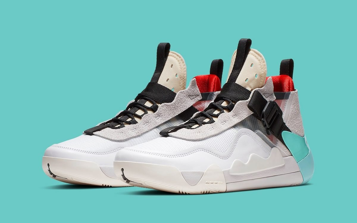 Introducing the Jordan Defy SP