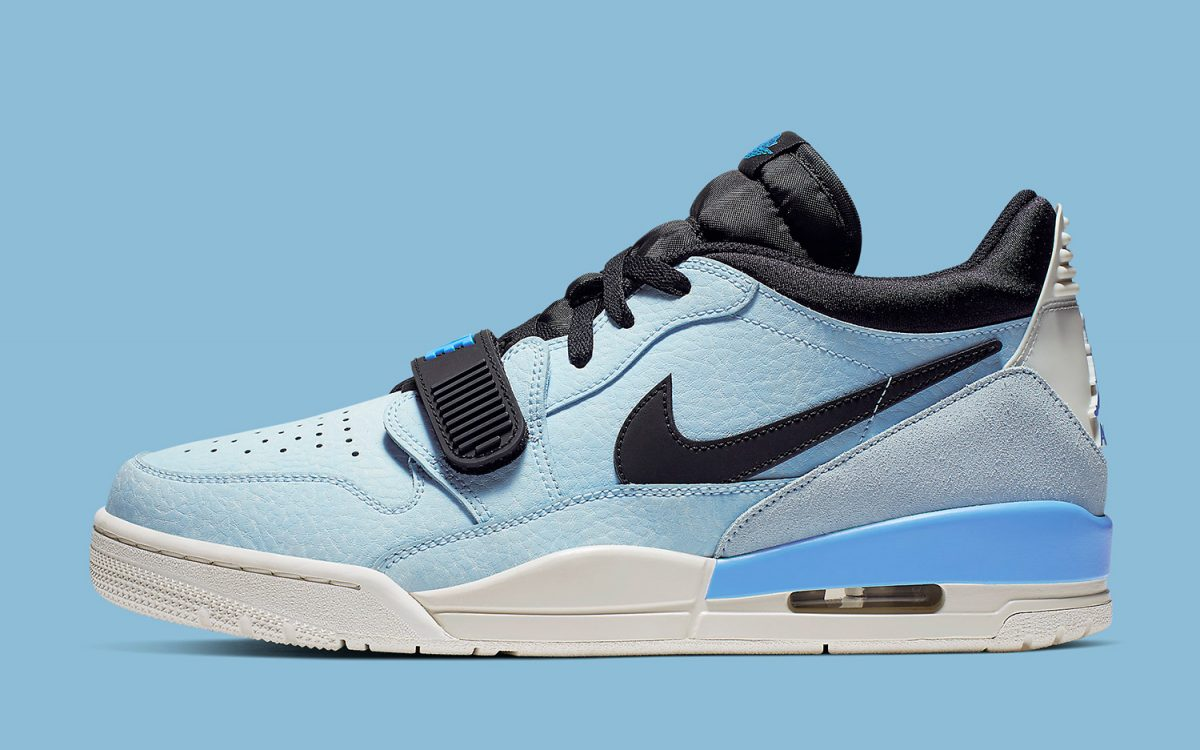 Available Now // Legacy 312 Low in an Icy Blue Hue for Spring