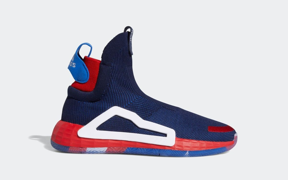 """Official Looks at theMarvel x adidas N3XT L3V3L """"Captain America"""""""